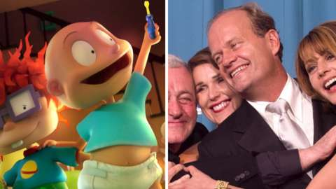 Rugrats and Frasier