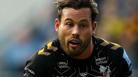 Wasps' South African scrum-half Francois Hougaard has so far made just one appearance from the bench since his summer move from Worcester