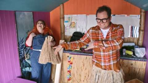 Alan Carr in Interior Design Masters