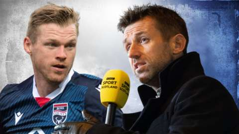 Billy Mckay and Neil McCann