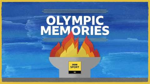 Olympic Memories - Alan Campbell