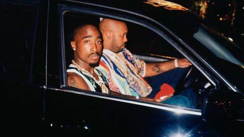 Tupac Shakur, 7th September 1996 - Last photo of Tupac