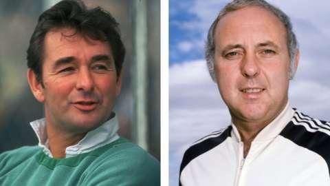 Brian Clough & Jim McLean
