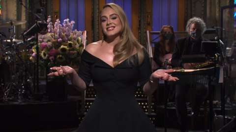 Adele hosts NBC