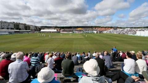 Scarborough cricket
