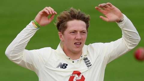 England spinner Dom Bess is leaving Somerset for Yorkshire