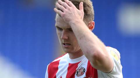Sunderland's Max Power