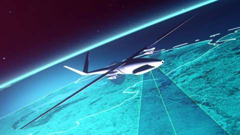Concept image of aircraft