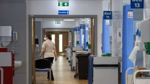 Hospital ward T2