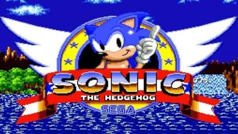 Sonic original Title