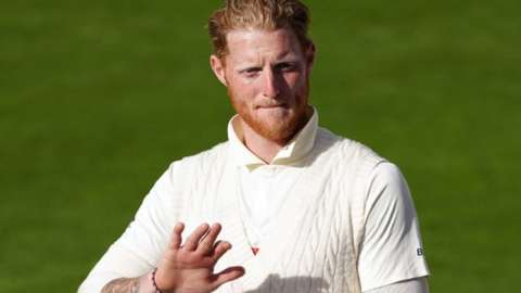 Ben Stokes' first Championship appearance for Durham in three years lasted just two days before being summoned to answer his country's call