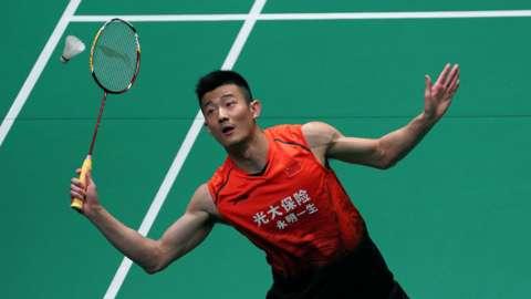 China's Chen Long