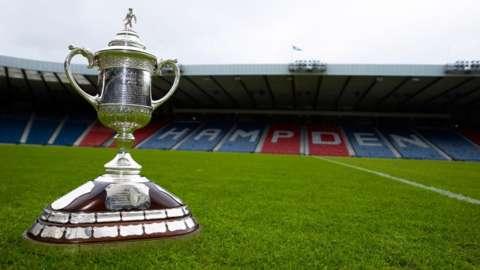 Scottish Cup GV