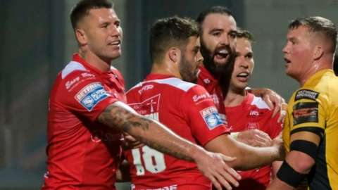 Hull KR have now won 10 of their 19 Super League games this season
