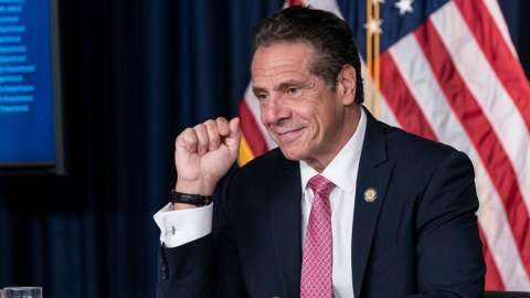 File image of Andrew Cuomo