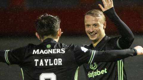 Taylor and Griffiths