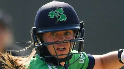"""Laura Delany says playing at Stormont will be a """"fantastic experience"""" for the Ireland players"""