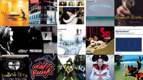 Composite of 15 albums from 1997