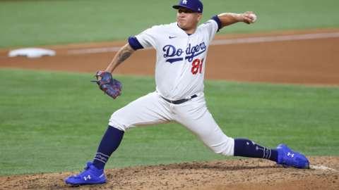 Victor Gonzalez pitch