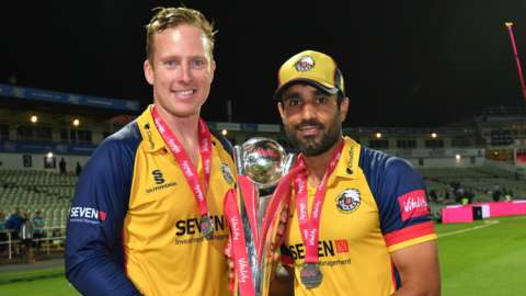 Essex won last season's T20 Blast