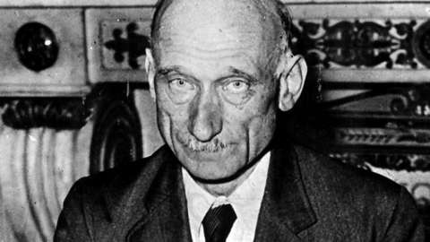 Robert Schuman in 1947