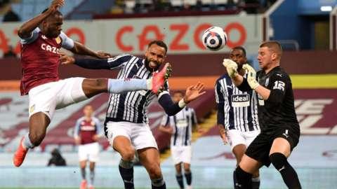 Aston Villa equalise