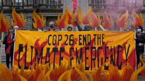 cop26 protest