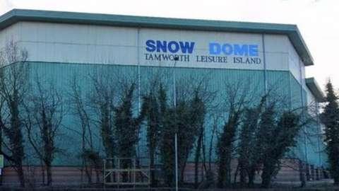 Tamworth Snow Dome