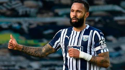 West Brom's Kyle Bartley
