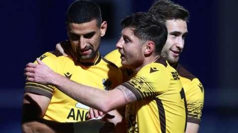 Sutton United.