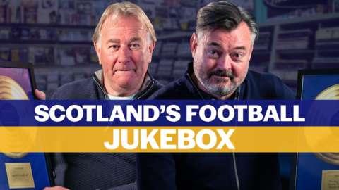 Scotland's Football Jukebox
