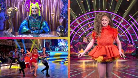 Cheryl Hole emulates Stacey Dooley and Kevin Clifton's 2018 Strictly Come Dancing salsa