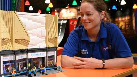 Primark in Legoland, Birmingham