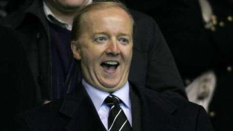 Former Derby owner Andy Appleby