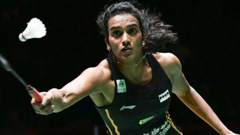 India's PV Sindhu won the women's title at the 2019 World Championships in Switzerland