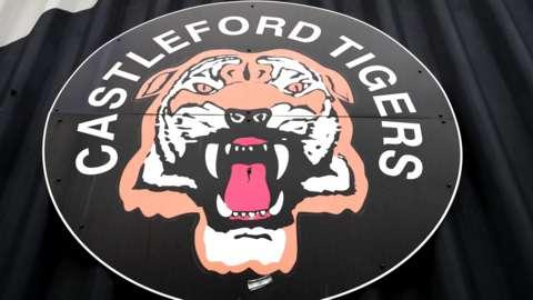 Castleford Tigers logo