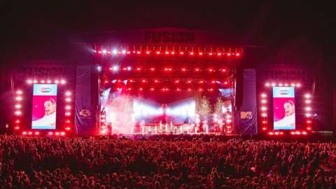 Fusion Festival at Sefton Park in 2019