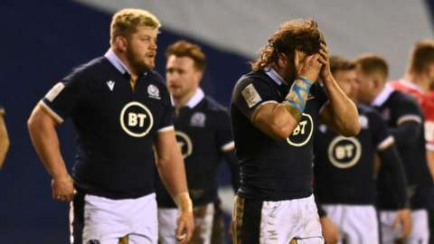 Scotland upset