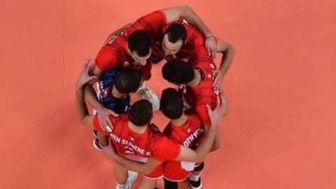 Tunisia men's volleyball team
