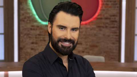 Rylan in Ready Steady Cook