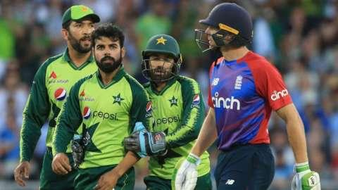 England v Pakistan T20 from 2020 summer