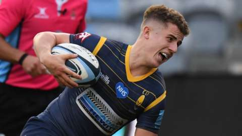 Billy Searle, Worcester Warriors