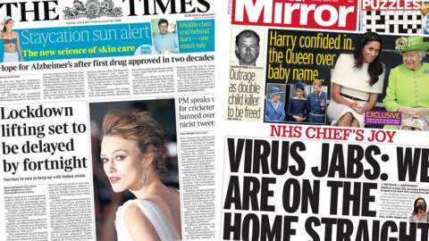 The Times and Mirror