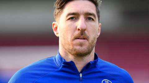 50-times capped Irish international Stephen Ward's family home has remained in the Midlands since leaving Wolves in 2014