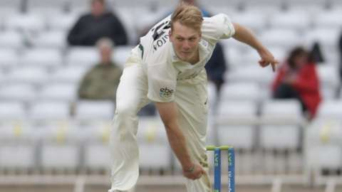 As well as taking 29 County Championship wickets for Worcestershire and 23 more in white-ball cricket, Dillon Pennington also made it to the Hundred final with Birmingham Phoenix