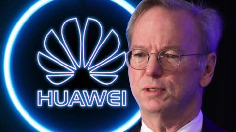 Schmidt and Huawei