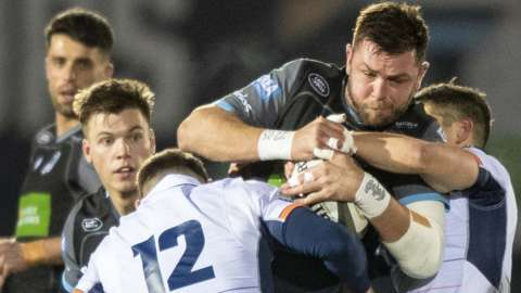 Edinburgh and Glasgow have managed just two league wins each this season