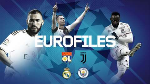 Champions League players to watch