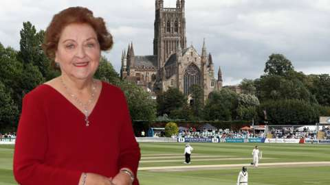 Cynthia Crawford will serve a two-year term as Worcestershire president