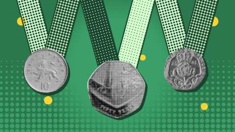 prize money medals